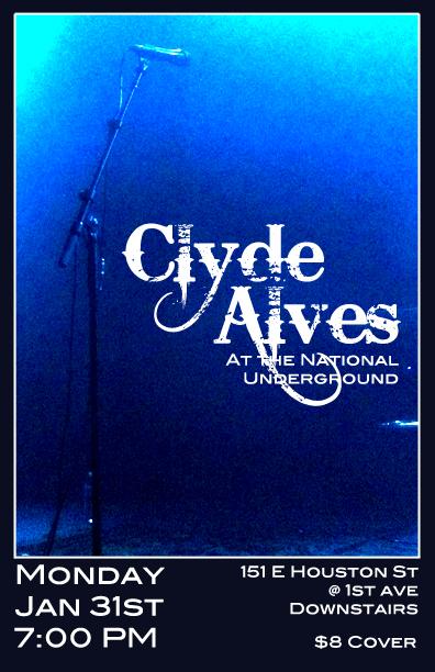 Clyde Blue
